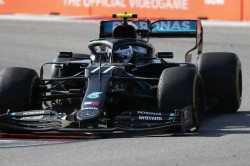 Bottas Wins Verstappen Second Hamilton Third Penalty Russian Grand Prix Report