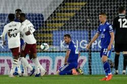 Leicester City Arsenal Efl Cup Match Report Christian Fuchs Eddie Nketiah