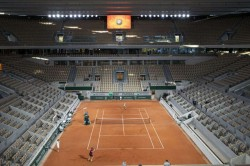 Only 1000 Spectators A Day Allowed In French Open Coronavirus Restrictions