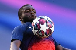 Upamecano Staying At Rb Leipzig For Now But Could Leave Next Year Nagelsmann