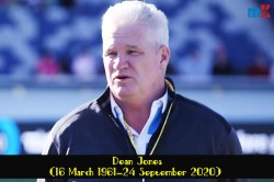 Dean Jones Passes At The Age Of 59 Cricketing Fraternity Mourns Demise Of Former Australia Cricketer
