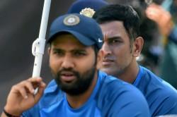 Ipl 2020 Mi Vs Csk Rohit Sharma Vs Ms Dhoni Who Is Better Captain Batsman Check These Stats