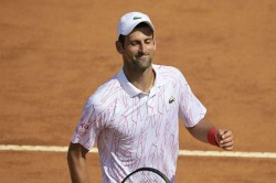 Djokovic Returns With Comfortable Victory Over Caruso After Us Open Default