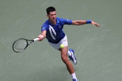 Us Open 2020 Novak Djokovic Recovers From Early Blip To See Off Edmund