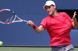 Us Open 2020 Dominic Thiem Annoyed Red Bull Incident