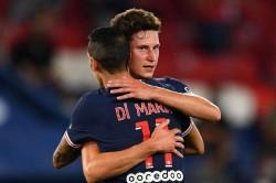 Paris Saint Germain Metz Ligue 1 Report