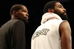 Nash Durant Irving Brooklyn Nets Nba