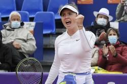 Strasbourg Elina Svitolina Wins Title Ahead French Open Roland Garros