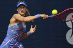 Eugenie Bouchard Roars Back To Upset Kuznetsova In Istanbul