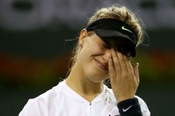 Battling Bouchard Falls Short Of History As Tig Takes Istanbul Title
