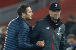 Frank Lampard Responds To Liverpool Boss Jurgen Klopp Comments Over Chelsea Transfers