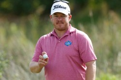 Coetzee Takes One Shot Lead At Portugal Masters As Guerrier Limps To