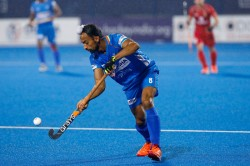 Determined To Book A Place In The National Olympic Team Indian Men S Hockey Midfielder Hardik Singh