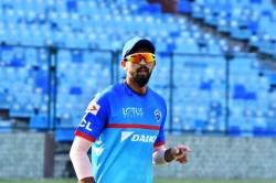 Ipl 2020 Dc Vs Kxip Injury Blow To Delhi Capitals As Ishant Sharma Hurts His Back