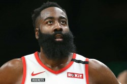 James Harden Everything Wrong Series Winning Block Lu Dort