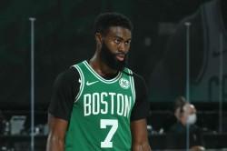 Jaylen Brown Fumes Og Anunoby Buzzer Beater Toronto Raptors Beat Boston Celtics Game 3 Nba Playoff Semi Finals