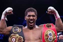 Anthony Joshua Tyson Fury Could Meet In December If Deontay Wilder Pulls Out