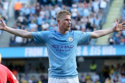 Kevin De Bruyne Named Pfa Player Of The Year Manchester City