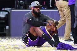 Lebron James La Lakers Nba Finals Kobe Bryant Nuggets