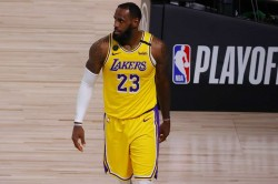 Vogel Lakers Lebron James Nba Playoffs