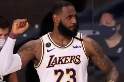 Lebron James La Lakers Rockets Nba Playoffs Miami Heat Milwaukee Bucks
