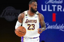 Lebron James Lakers Rockets First Conference Finals Since