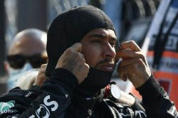 F1 2020 Hamilton Accepts Blame For Penalty Congratulates Gasly On Shock Monza Win