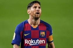 Rumour Has It Lionel Messi Barcelona No Agreement