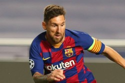 Lionel Messi Cristiano Ronaldo Neymar Kylian Mbappe Highest Paid Footballers Forbes