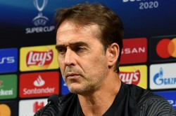 Sevilla Coach Julen Lopetegui Lauds Fc Bayern Uefa Super Cup