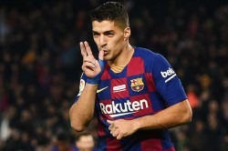 Luis Suarez Barcelona Laliga Champions League Copa Del Rey Atletico Madrid Transfer