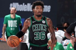 Boston Celtics Argument Game 2 Electrifying Marcus Smart