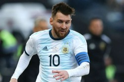 Lionel Messi Argentina World Cup Qualifiers