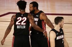 Nba Bucks 3 0 Behind Heat Lakers Lose Playoffs