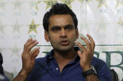 Mohammad Hafeez Feels Pakistan Should Pick Youngsters For Zimbabwe Series