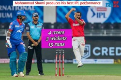 Ipl 2020 Mohammed Shami Claims His Best Figures In The Ipl Starts The New Season On Dominant Note