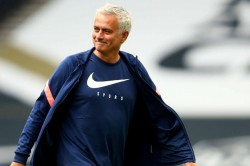 Jose Mourinho Sets Difficult Tottenham Targets 20 Years In Management