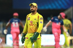 Ipl 2020 It S Rajasthan Royals Again As Ms Dhoni Gets Upset With Umpire Reversing His Decision