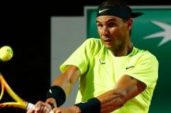 Rafael Nadal Wins In Rome To Reach Internazionali Italia Quarter Finals Joining Novak Djokovic