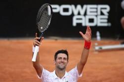 Novak Djokovic Not Facing Rafael Nadal Rome Final Strange As Diego Schwartzman Progresses