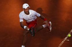 Djokovic Books Place In 10th Rome Final