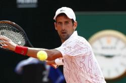 Novak Djokovic Beats Dominik Koepfer Rome Atp