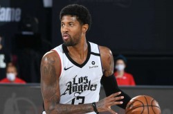 Paul George La Clippers Still In The Driver Seat Despite Another Collapse