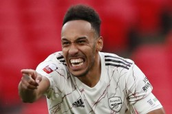 Breaking News Aubameyang Signs New Arsenal Deal