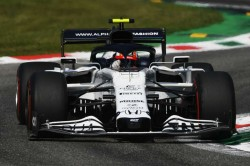 F1 2020 Hamilton Hit With Penalty As Gasly Claims Stunning Maiden Monza Win