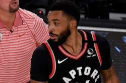 Toronto Raptors Norman Powell Forces Game 7 Vanvleet