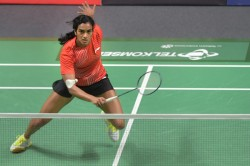 Pv Sindhu Makes Herself Available For Thomas Uber Cup To Join Indian Squad