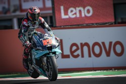 Quartararo Leads A Yamaha Armada At Misano