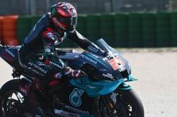 Motogp 2020 Quartararo On Top Yamaha Show Improved Pace San Marino