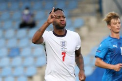 Raheem Sterling England Iceland Nations League